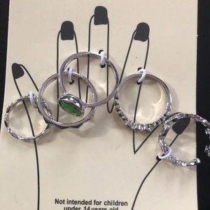 Jewelry - Midi Ring Set